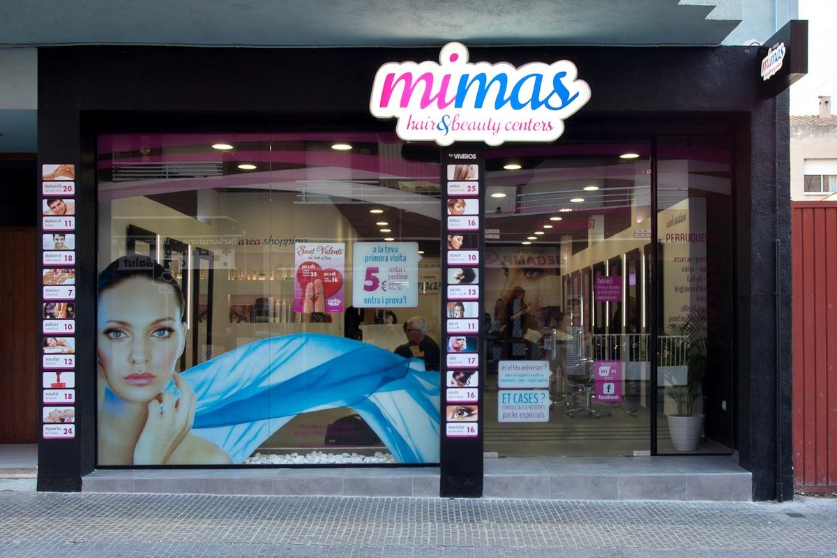fachada generica de marca Mimas